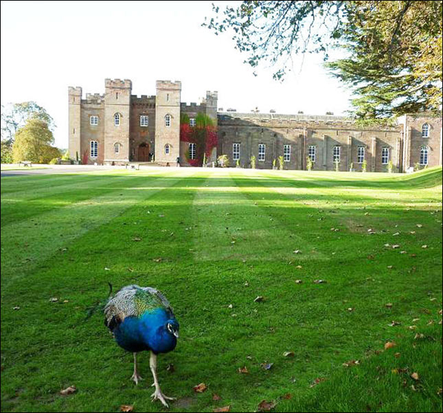 Scotland's Scone Palace: A Wealth of Regal History