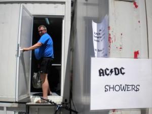 AC/DC Tour reaches Dresden..