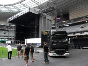 AC/DC: Paris without leaving the gig..