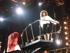 Tina Turner Plays Antwerp Sportpaleis..