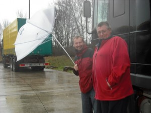 Tina Turner Tour – Bad Weather in Germany..