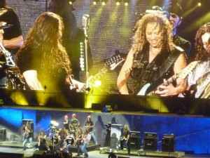 Sonisphere Festival 2011..