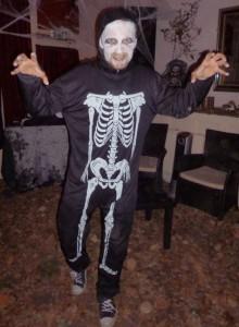 A Toastmasters Halloween