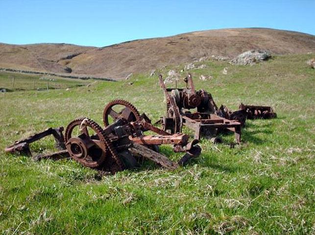 Shetland historical artifacts