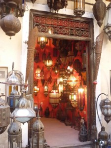 Marrakech - a giant Aladdin's cave